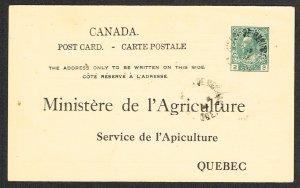 Canada Unitrade Postal Card UX34g