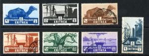 Eritrea 158-164 Mixed