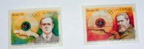 Brazil - 2349-50, MNH Set. Olympics, SCV - $9.00