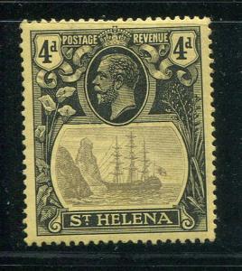 St Helana #95 Mint - Make Me An Offer
