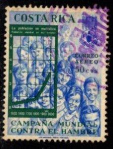 Costa Rica - #C403 FAO - Used