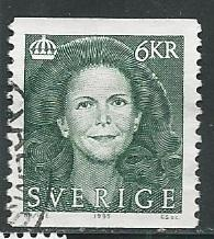 Sweden   Scott # 1798A - Used