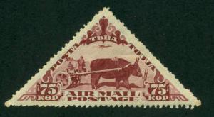 Tannu Tuva 1934 # C7 MH SCV (2018) = $2.50