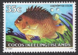 Cocos Islands Scott 44