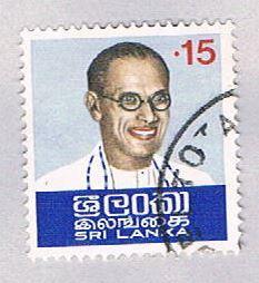 Sri Lanka 486 Used Bandaraenaike 1974 (BP25927)