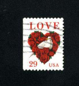USA # 2814  1 used 1994 PD .08