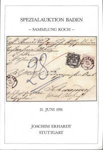Erhardt: Sale # 25  -  Spezialauktion Badan - Sammlung Ko...