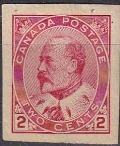 Canada #90A  Unused CV $50.00 (A18717)