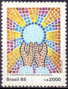 Brazil. 1985. 2131. mosaic. MNH.