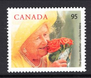 Canada 1856 Queen Mother MNH VF