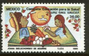 MEXICO 1379, Childrens Health Campaign. MINT, NH. F-VF.