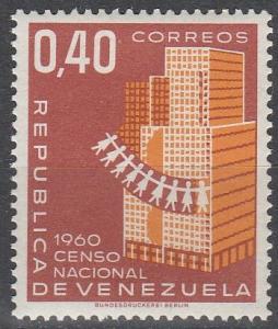 Venezuela #792  MNH   (K295)