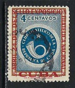 CUBA 570 VFU I314-2