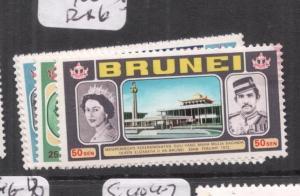 Brunei SG 192-5 MNH (2deq)