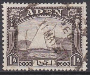 Aden 3 used (1937)