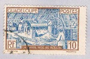 Guadeloupe 101 Used Sugar Mill 1928 (BP30315)
