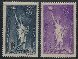 France #B44-5* CV $13.50