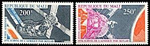 Mali C220-C221, MNH, Skylab