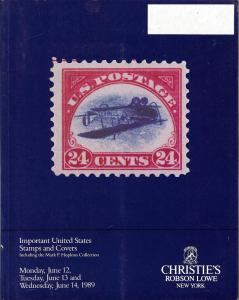 Important United States Stamps and Covers: Including the ...
