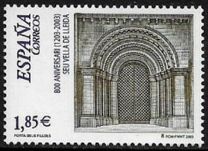 Spain #3231 MNH Stamp - Seu Vella, Lleida