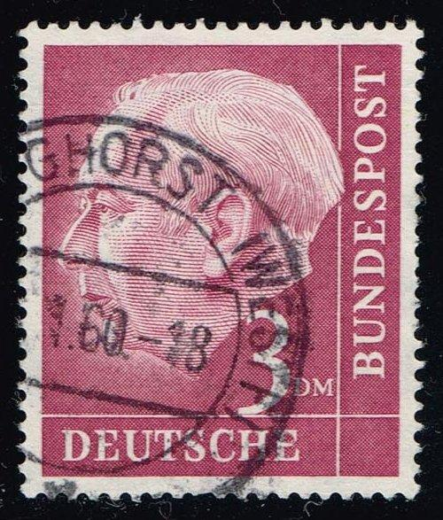 Germany #721 Theodor Heuss; Used (2.25)