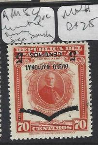 PARAGUAY  (P0203B)   5C/70C INV SURCH   MNH