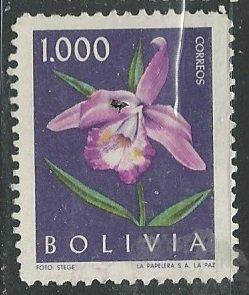 Bolivia || Scott # 462 - MH