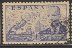 Spain Sc#C113 Used