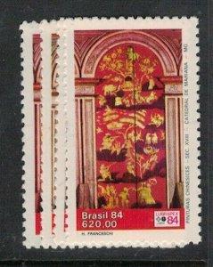 Brazil Art SC 1917-20 MNH (1eth)