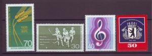J20723 Jlstamps 1976 berlin germany sets of 1 mnh #9n384-7 designs