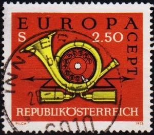 Austria. 1973 2s50 S.G.1661 Fine Used