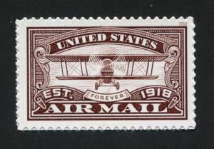 US 5282  Air Mail Curtiss  Jenny MNH