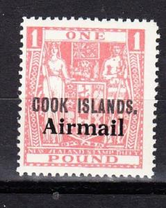 Cook Islands Scott C9a Mint NH (Catalog Value $37.50)