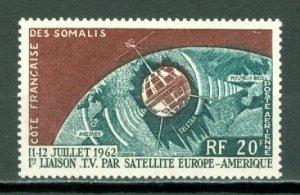 SOMALI COAST SPACE #C31...MINT...$1.00