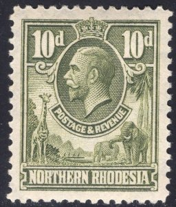 NORTHERN RHODESIA SCOTT 9