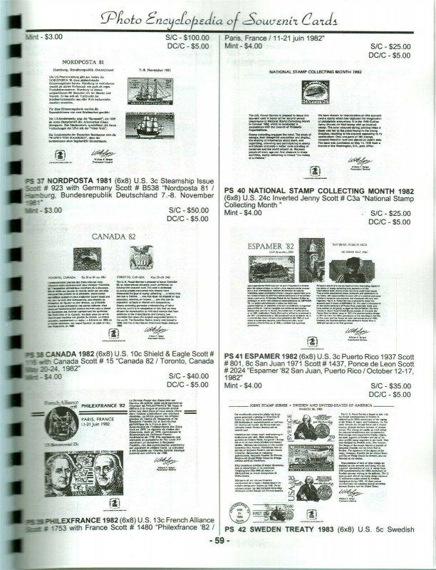 Mellone Photo Encyclopedia Souvenir Cards by Howard C. Tiffner Spiral Bound