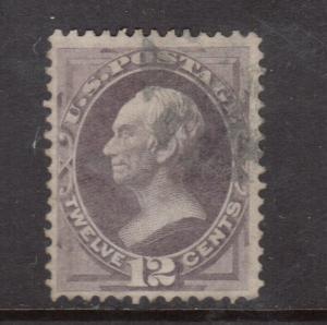 USA #162 Used Fine - Very Fine