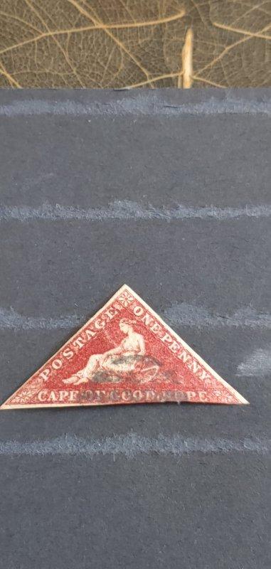 Cape of Good Hope Scott 12a