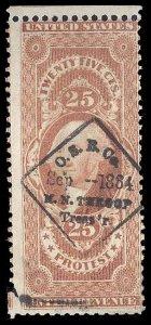 U.S. REV. FIRST ISSUE R49c  Used (ID # 95189)