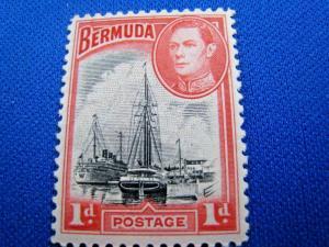 BERMUDA SCOTT #118a - 1940  VF/MLH     (apsB16)
