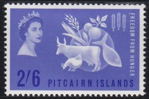 Pitcairn Islands 35 MNH (1963)