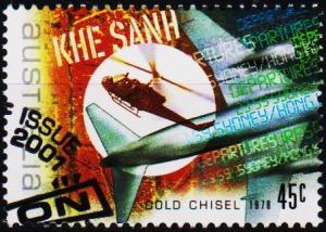 Australia. 2001 45c S.G.2079 Fine Used