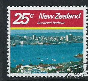 New Zealand SG 1221  Philatelic Bureau Cancel