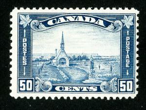 Canada Stamps # 176 F-VF OG NH Scott Value $350.00