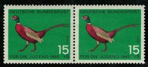Birds, Germany, (2744-T)