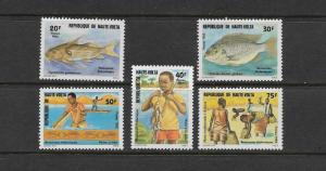 FISH&FISHING - UPPER VOLTA #628-32
