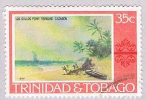 Trinidad & Tobago 265 Used Los Gallos point 1976 (BP3188)