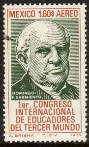 MEXICO C466 3rd World International Congress of Educators. USED. F-VF. (1322)