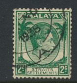 Straits Settlements George VI  SG 279  Used