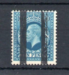 10d PHOTOGRAVURE MOUNTED MINT POST OFFICE TRAINING STAMP